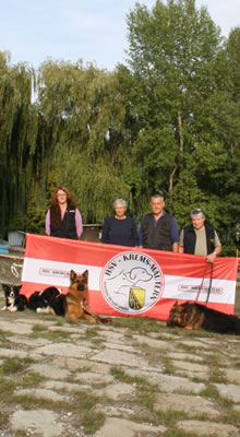 Heeressportverein Krems-Mautern - Sektion Hundesport - Kursangebot